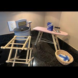 American Girl Kit's Washday Set